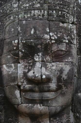 Kambodża - największe puzzle świata