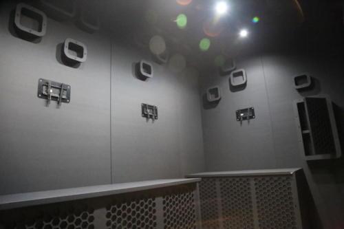 Escape Room NUC. Zabudowa Reabord