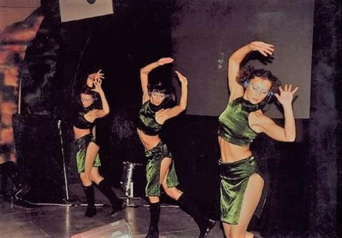 balet 2000, promocja IT