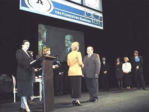 Gala 150 lat Izby Handlowej 2001